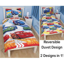 disney and character single duvet cover sets kids childrens