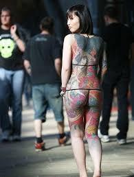 101 cool full body tattoo design for men and women