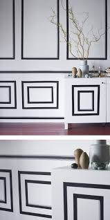 Washi Tape Wall Designs by The 2 U2013hour Tip Budget Deco With Washi Tape