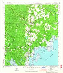 Topographical Map Of United States by New Sunshine State Maps Add U S Forest Service Data