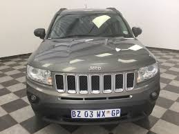 gray jeep compass used jeep compass 2 0 ltd m t petrol for sale