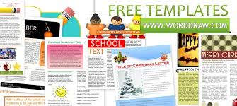 templates for newsletters microsoft word templates newsletter business template within