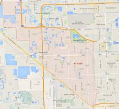 Flordia Map Hialeah Florida Map