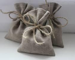 linen favor bags set of 150 christmas wedding favor bags grey linen favor