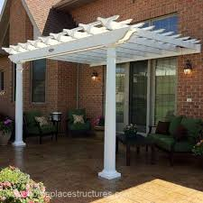 Attached Pergola Plans by 1118 Best Pergola Pictures Arbors And Trellis Images On