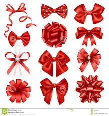ribbon bows stock vector image 39759383