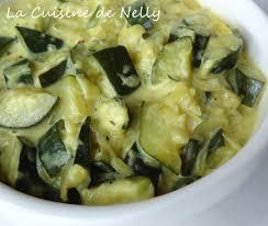 cuisine courgettes recette de courgettes à la ciboulette à la crème recettes diététiques