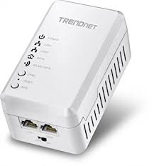 tpl 410ap trendnet powerline 500 av access point wifi everywhere