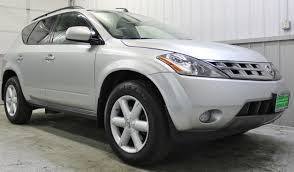 nissan murano gas tank pre owned 2005 nissan murano sl sport utility in chehalis 30699a
