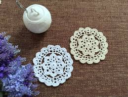 Shabby Chic Placemats by Online Buy Wholesale Shabby Chic Coasters From China Shabby Chic
