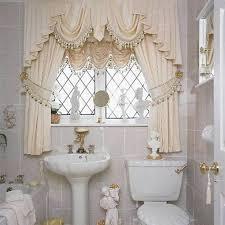 Gray Bathroom Window Curtains Bathroom Window Treatments U2013 Home Design Ideas