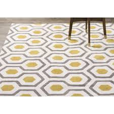 Round Yellow Rug Rug Gray Yellow Area Rug Nbacanotte U0027s Rugs Ideas