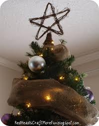 neat diy christmas ideas nativity block set wicker star tree