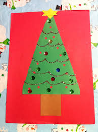 Paper Christmas Tree Crafts For Kids Kindergarten Kids At Play Fun Winter U0026 Christmas Craftivities