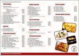 Buffet King Prices by Mandarin Buffet Enniskillen