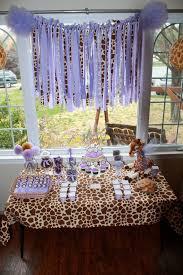 giraffe baby shower decorations purple giraffe baby shower decorations 11364