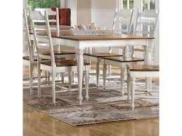 Rectangle Kitchen Table by Canadel Gourmet Custom Dining Customizable Rectangular Table