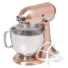 5 Quart Kitchenaid Mixer by Want Kitchenaid Ksm152pscp Satin Copper 5 Quart Custom Metallic