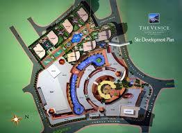 global city mckinley hills and fort bonifacio condominiums the venice site development plan megaworld properties at fort