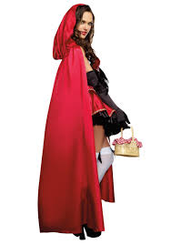 spirit halloween coupon free shipping high quality little red riding hood costume women cosplay