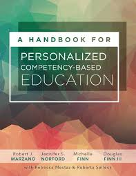 a handbook for personalized competency based education ebook by