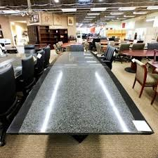 Granite Conference Table Used Conference Tables Used Office Tables Used Office