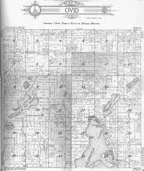 Michigan Map With Cities by Michigan Township Map With Cities On Michigan Images Let U0027s