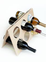 how to make an a frame wine rack diy