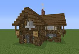 Small House Minecraft Small Village Rustic House 1 Grabcraft Your Number One Source