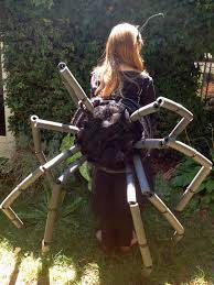 Do It Yourself Halloween Crafts by Diy Easy Spider Halloween Costume How Tos Diy