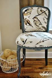 Chair Upholstery Sophia U0027s French Chair Reupholstery Makeover And Tutorial
