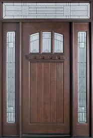 wood glass front doors best 25 solid wood front doors ideas on pinterest wood front