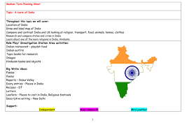 india by judith unsworth teaching resources tes