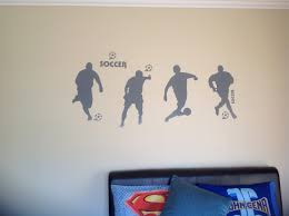 sticky things wall stickers south africa blog our blog for wall royal blue soccer wall decal soccer childrens room