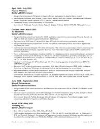 sample solution architect cover letter java architect cover
