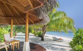 Maldives Cottages On Water by Luxury Beach Front Cottages Sheraton Maldives Resort