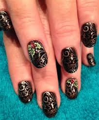 544 best christmas nail art images on pinterest christmas nail