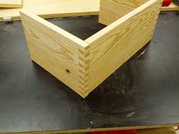 Finger Joints Woodworking Plans by Box Finger Joint Jig 9 Steps With Pictures