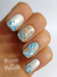 pause for polish new seventeen colour clash effect tropical