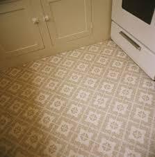 Painted Linoleum Floor Natural Linoleum Kitchen Floors Linoleum Flooring Chic In