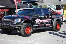 Ford Raptor Red - rigid industries ford raptor build by xtreme outfitters ford