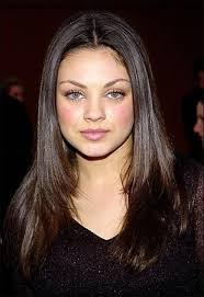 butterfly wings tattoo are mila kunis eyes different colors