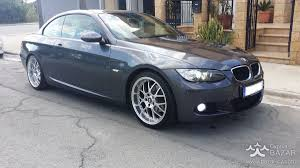 bmw 3er 320 2007 convertible 2 0l petrol manual for sale