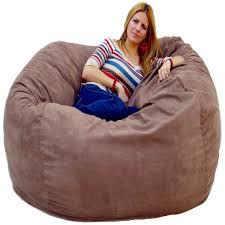 Oversize Bean Bag Chairs Amazon Com Cozy Sack 5 Feet Bean Bag Chair Large Earth Kitchen