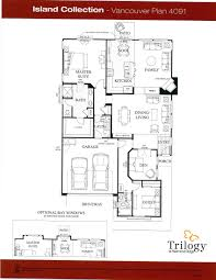 trilogy at redmond ridge island collection floor plans