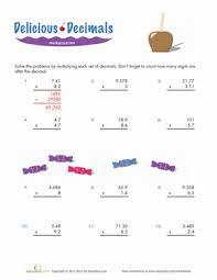 collections of grade 4 math decimal worksheets bridal catalog