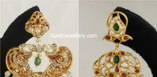 earrings models gold earrings models jewelry designs jewellery designs