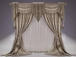 luxury stylish faux silk curtains u2014 doherty house