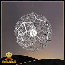 Modern Sphere Chandelier Modern Metal Ball Hanging Pendant Chandelier Lighting Buy