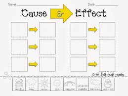 cause and effect worksheets kindergarten cause and effect fran